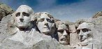 Mount Rushmore in Keystone, South Dakota.  Image by National Park Service